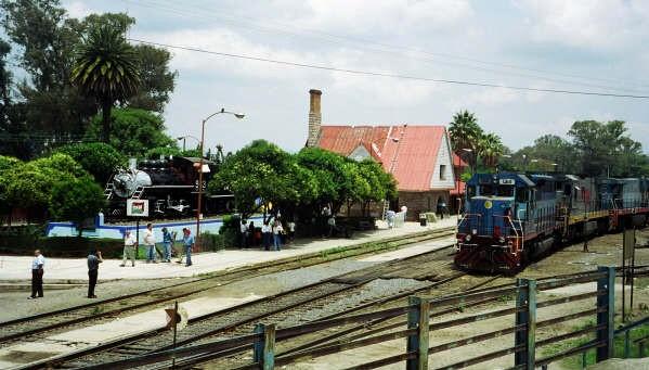 Estaciones Mexicanas De Ferrocarril Acmbaro GTO