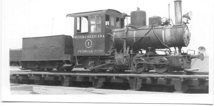 Surviving Steam Locomotives In Co